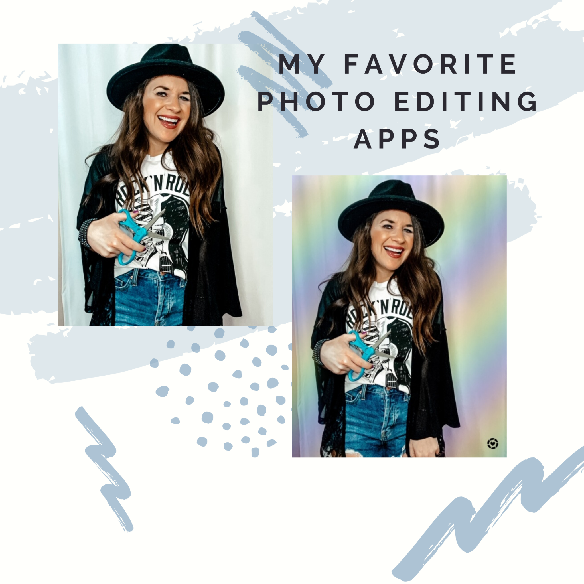 My favorite Photo Editing Apps
