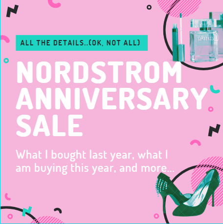 Nordstrom Sale – What I'm Buying